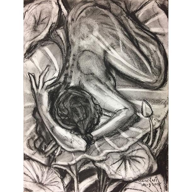 sleep series no 3 by Yamini Mohan