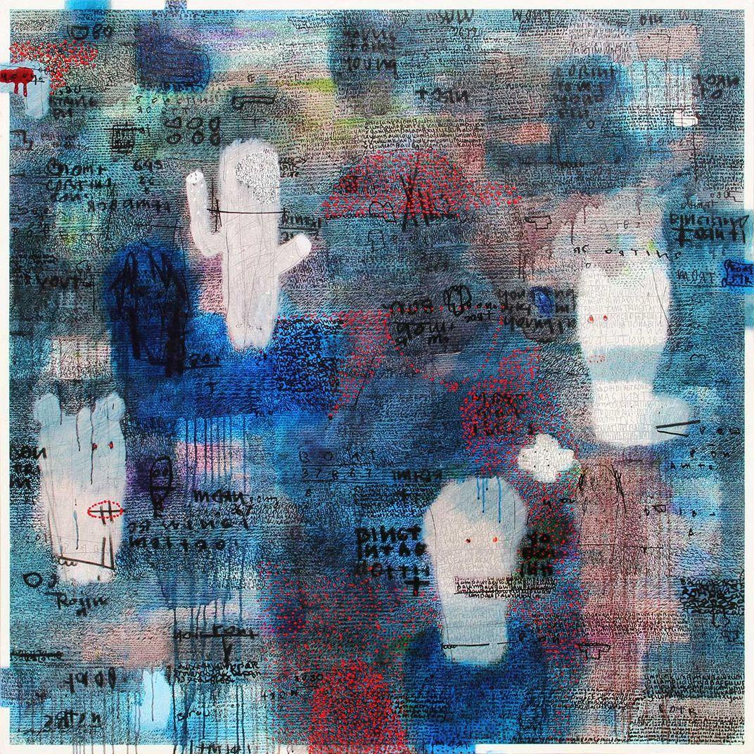 Lorem Ipsum - Mask and Tragedy #4 by Dedy Sufriadi