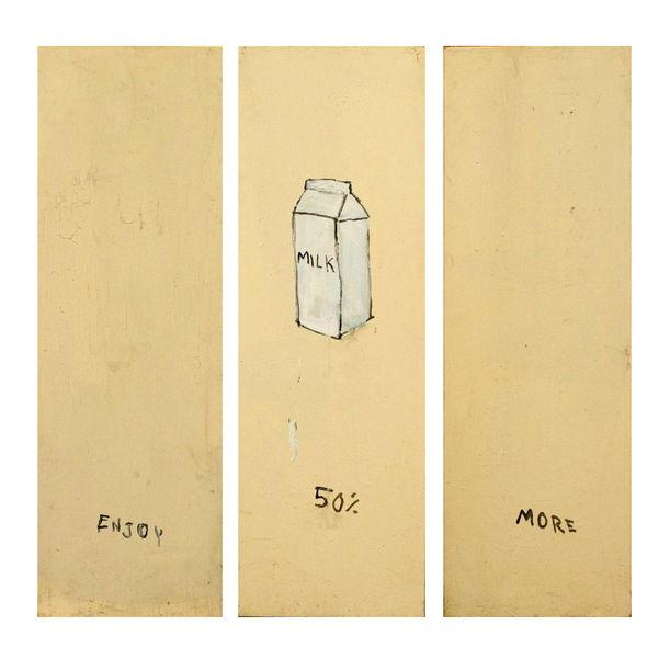 Milk by Jose Antonio Reyes