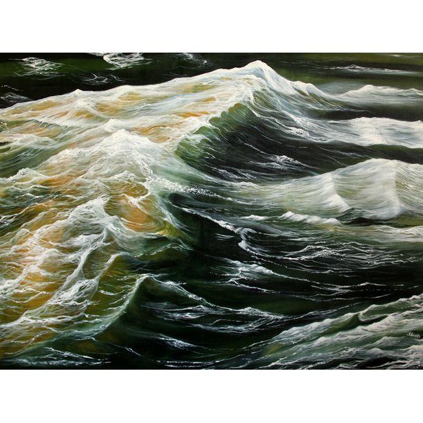 Tidal Wave by Shveta Saxena