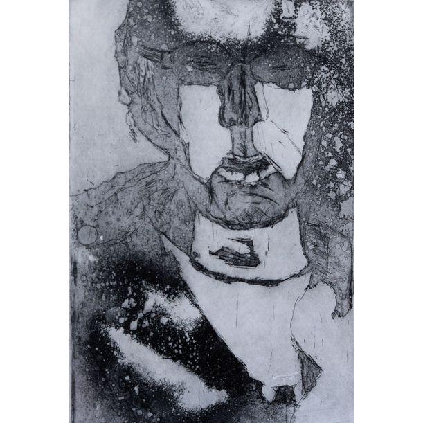 """""""Self Portrait"""" by Marcie Jenkins"""