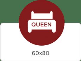 Queen - 60x80