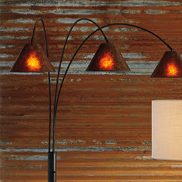 Show products in category Lamps