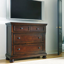 Show products in category Media Chests