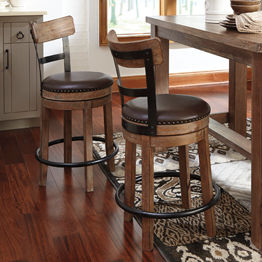 Show products in category Bar Stools