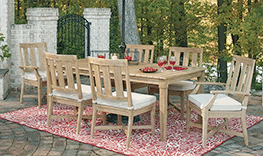 Show products in category Outdoor Dining Sets