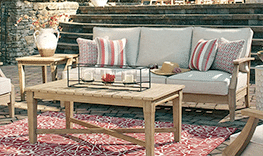 Show products in category Outdoor Sofas and Sectionals