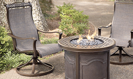 Show products in category Firepits