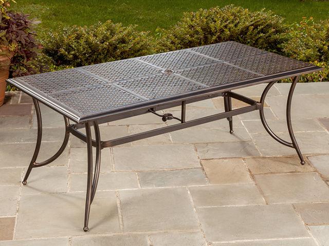 Picture of Manhattan Rectangular Table