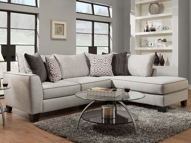 Picture of Trounce Aluminum Sectional