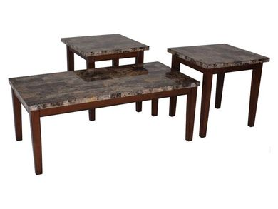 Theo Three Pack of Tables