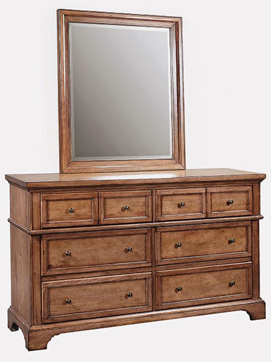 Picture of Alder Creek Dresser and Mirror
