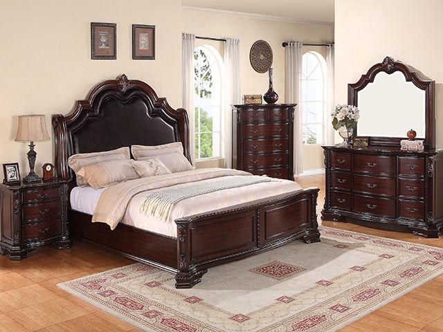 Sheffield Queen Bedroom Set