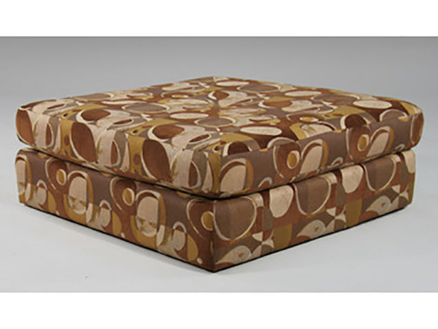Picture of Palms Oversized Ottoman