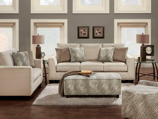 Picture of Empire Stone Loveseat