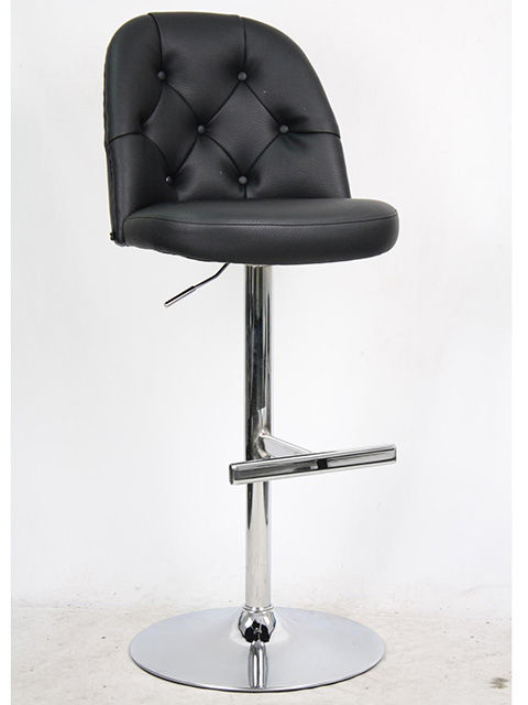 Picture of Archer Gaslift Charcoal Barstool