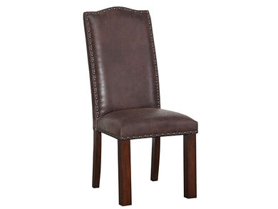 Audrey Parson Brown Side Chair