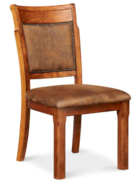 Picture of Austin Walnut Side Chair