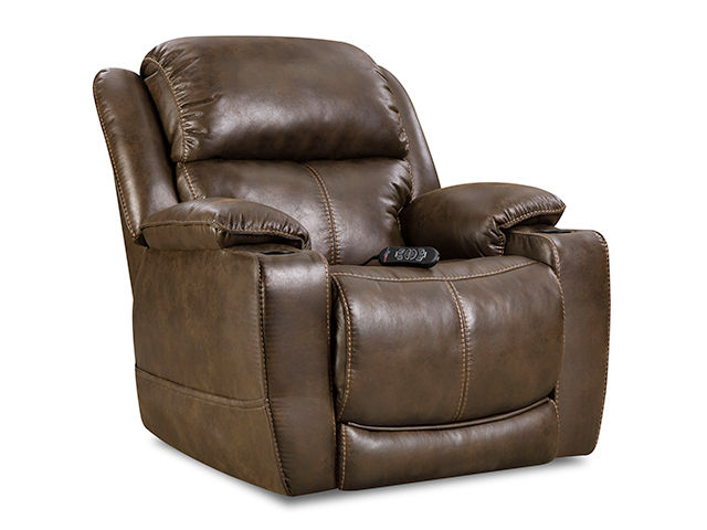 Picture of Starship Walnut Power Recliner