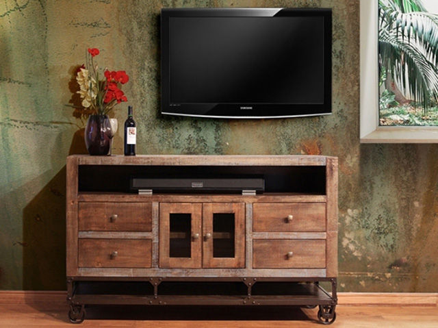 Picture of Urban Gold 62 inch Television Stand