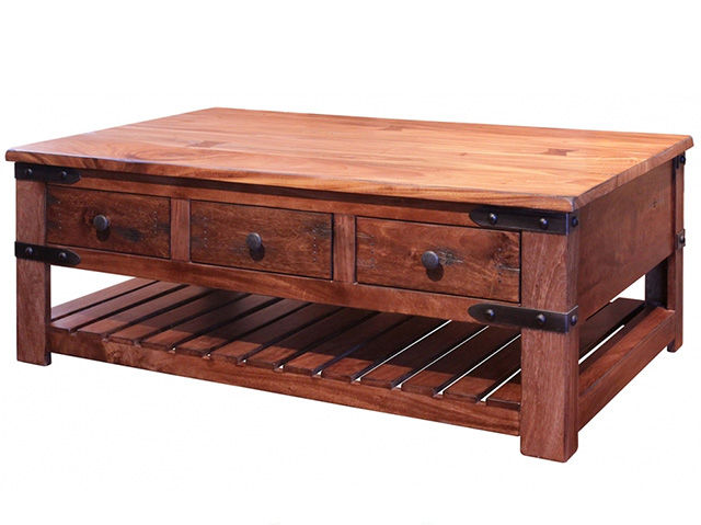 Excellent Parota Cocktail Table Uwap Interior Chair Design Uwaporg