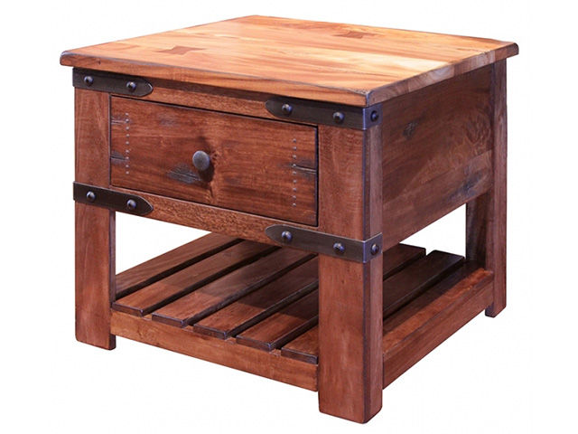 Picture of Parota End Table