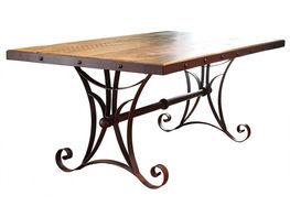 Antique Multicolor Table