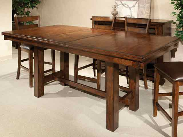 Picture of Kona Mango Counter Height Table