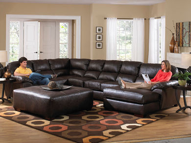 Lawson  Godiva Three Piece Sectional