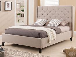 Linen King Bed Set