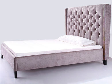 Treasure Gray King Bed Set