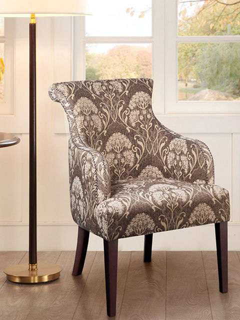 Picture of Alexis Daphine Graphite Chair
