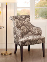 Alexis Daphine Graphite Chair