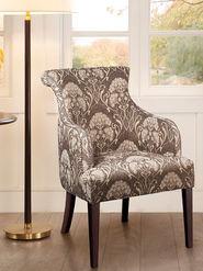 Alexis Daphine Graphite Chair