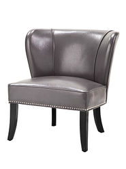 Hilton Gray Accent Chair
