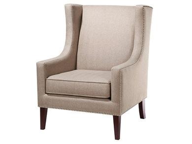 Barton Belem Burlap Chair