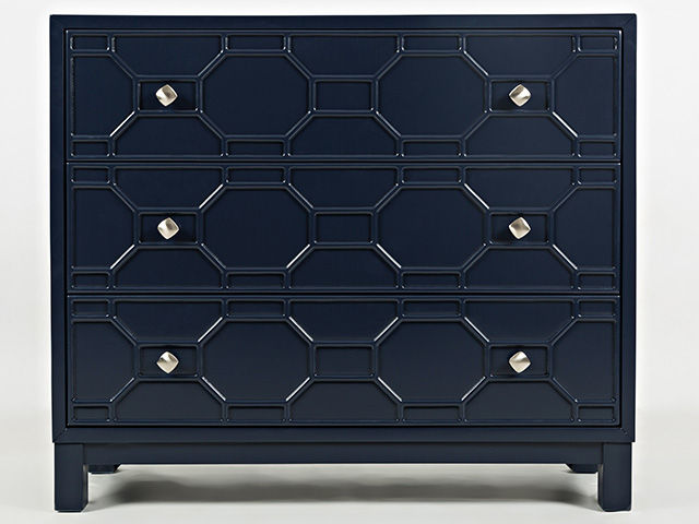 Picture of Matrix 40 inch Navy Accent Chest
