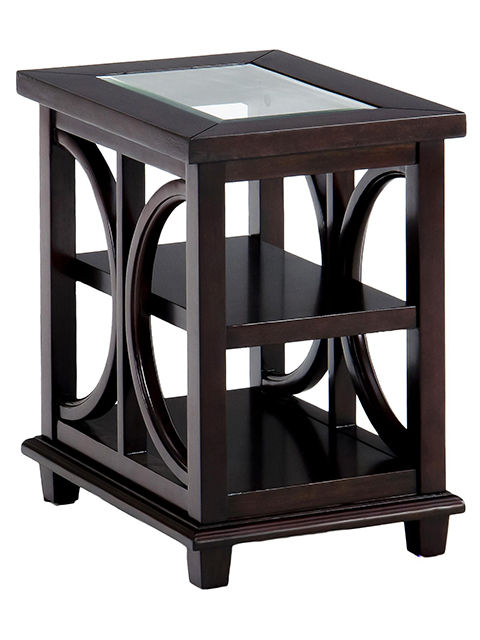 Picture of Panama Brown Chairside Table