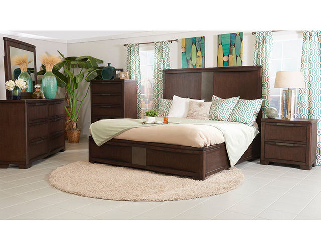 Picture of Tempo King Storage Bedroom Set
