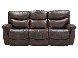 James Sable Reclining Sofa