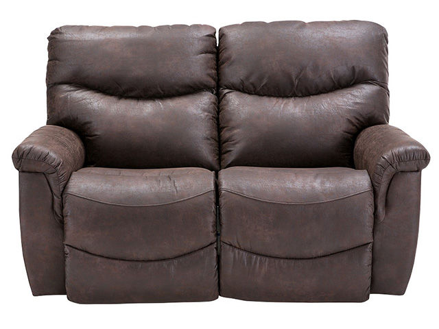 Picture of James Sable Reclining Loveseat