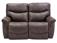 James Sable Reclining Loveseat