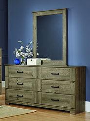 Meadowmark Dresser and Mirror