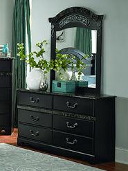 Verona Dresser and Mirror