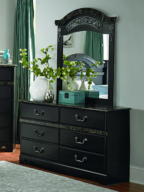 Picture of Verona Dresser and Mirror