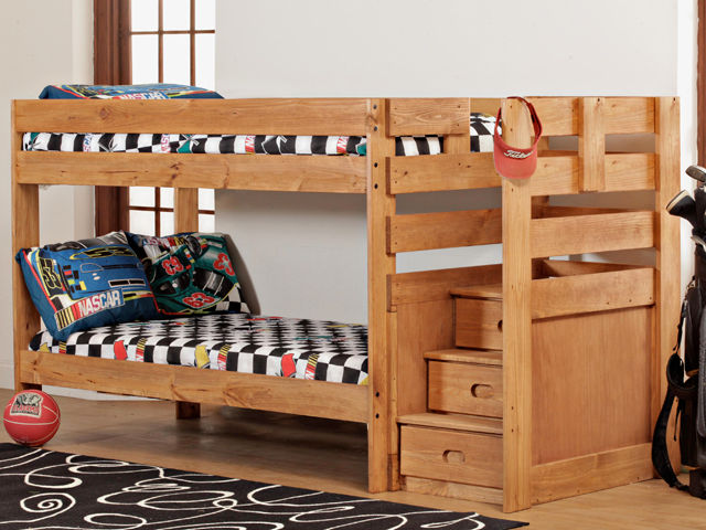 Picture of Twin Step Bunkbed