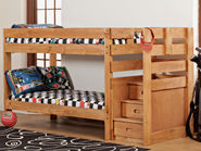 Twin Step Bunkbed