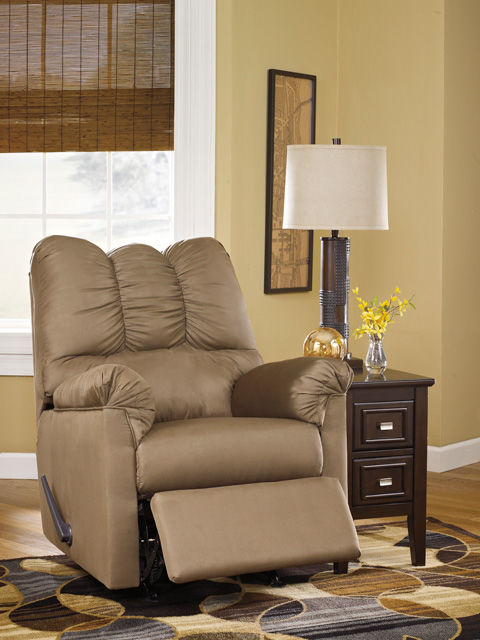 Picture of Darcy Mocha Rocker Recliner