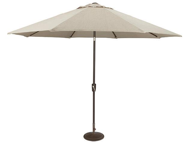 Picture of Beige Patio Umbrella