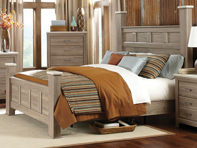 Picture of Stonehill Queen Bed Set